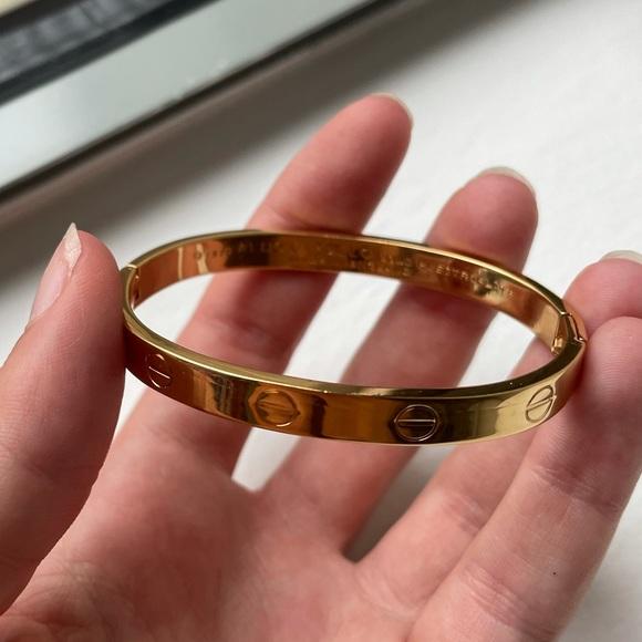 Cartier Love Bracelet Charles Revson Version